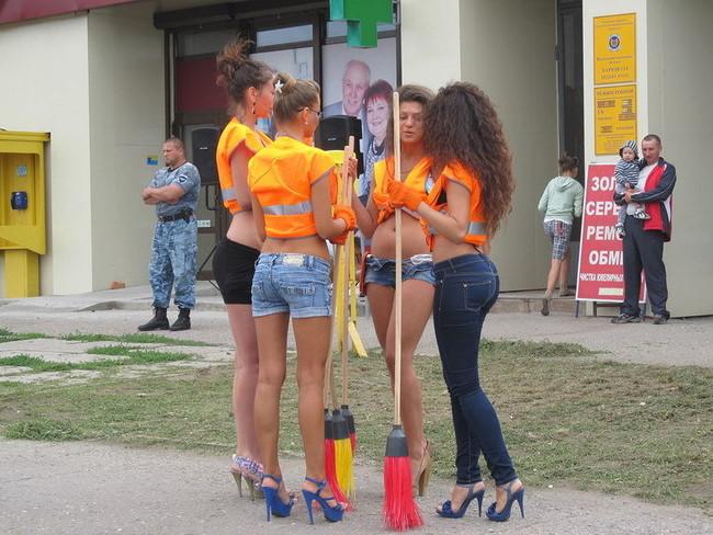 これが一般女性のレベルってロシア行ったら何人ナンパすりゃいいだろうw