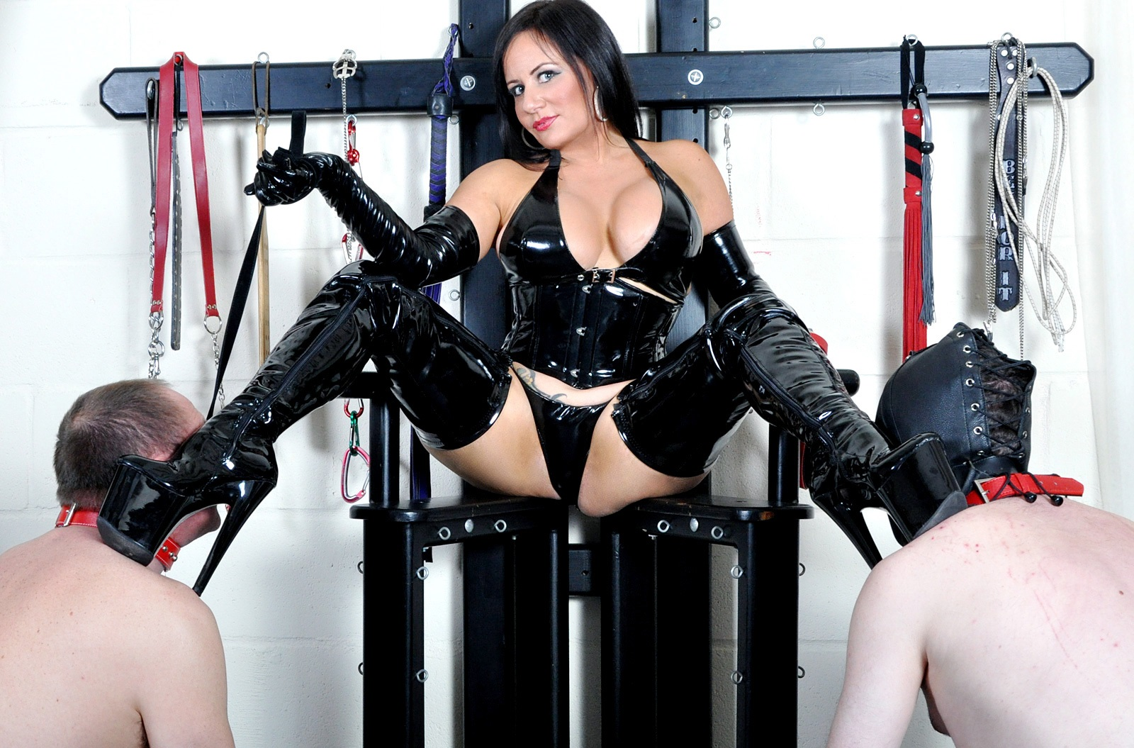 black-domination-website