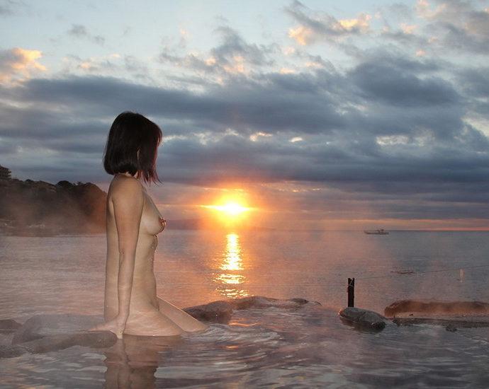 【温泉エロ画像】湯けむりと女体にエロ癒される温泉っていう魅惑のスポット!(74枚)※10/23追加