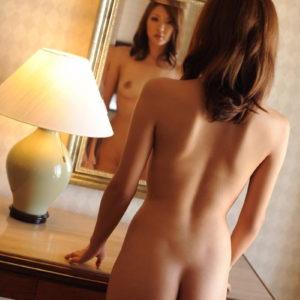 【背中フェチエロ画像】美女の綺麗な背中にウットリ…(28枚)