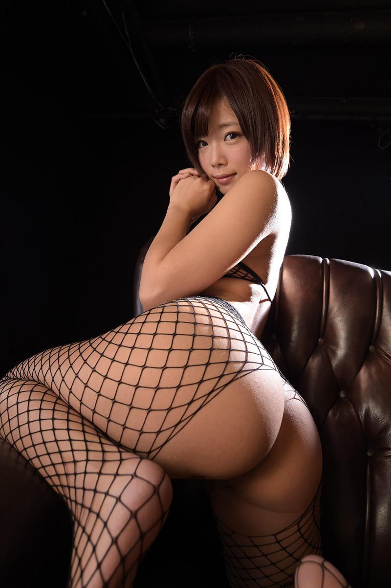 【全身網タイツエロ画像】網のひし形マジックでよりエロく見えるヌードにムラムラ!(28枚)