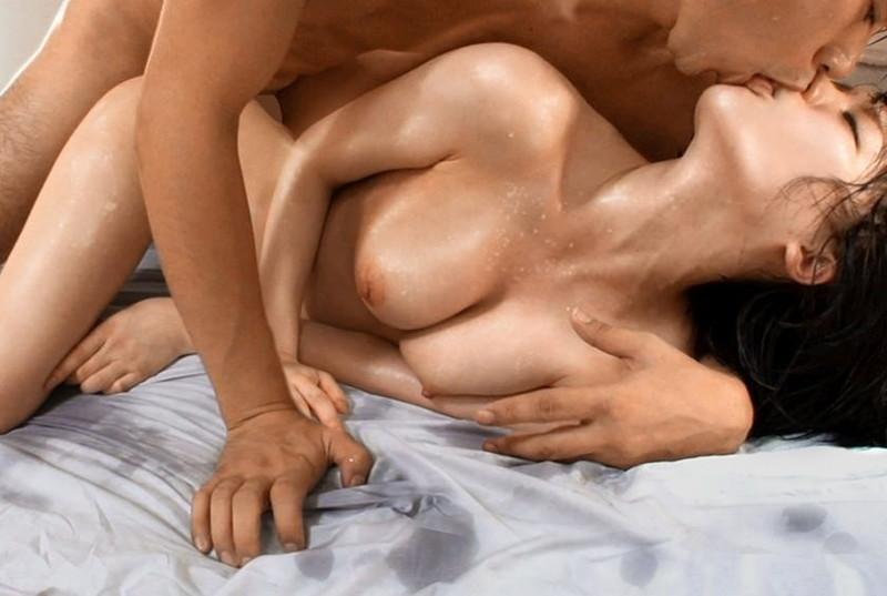 【側位セックスエロ画像】横ハメセックスってちょっと変わった体位ですよね!(28枚)