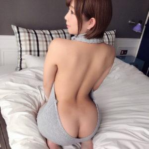 【背中フェチエロ画像】綺麗な背中好きな必見な美女達の後ろ姿!(29枚)