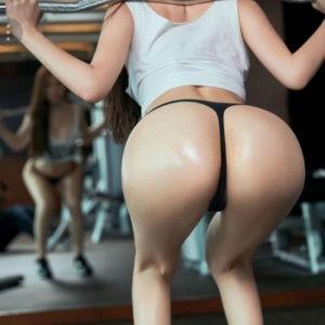 【スポーツジムエロ画像】身体を鍛える様子や筋トレしながらSEXなどジムでのエロまとめ(20枚)