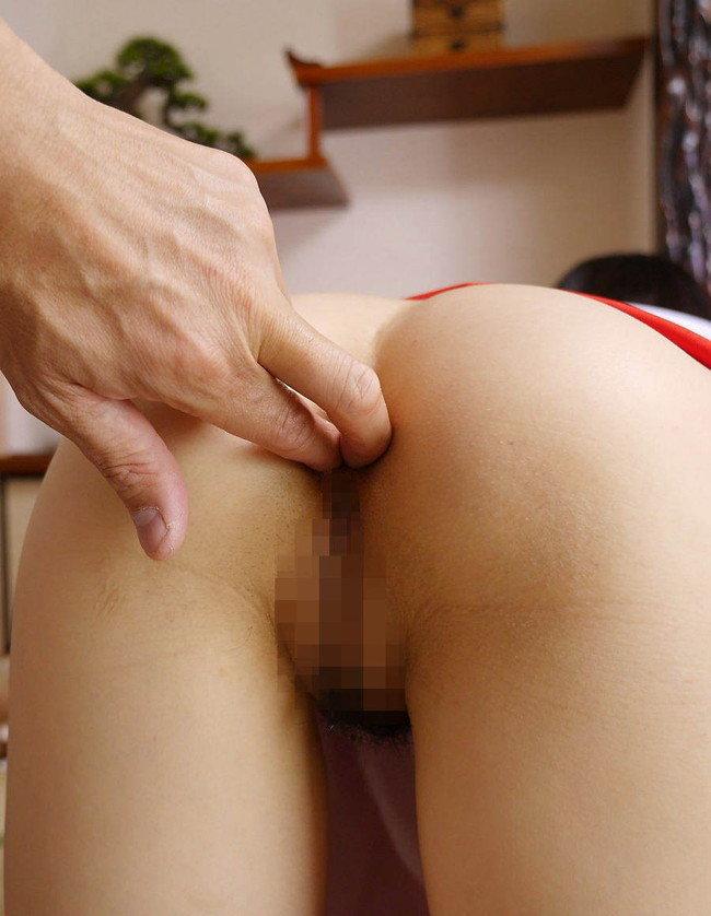 【アナル指入れエロ画像】お尻の穴でアナニーや指でほじられたり…(26枚)
