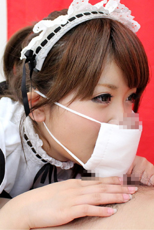 【マスク美人エロ画像】マスクしたままセックスやヌードを披露してるミステリアス感あるエロ画像!(17枚)