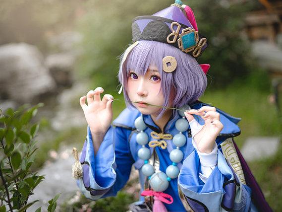 【コスプレエロ画像】大人気アプリゲーム「原神」の美少女たち!(30枚)